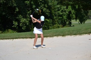 Women's Golf: Staying on Par