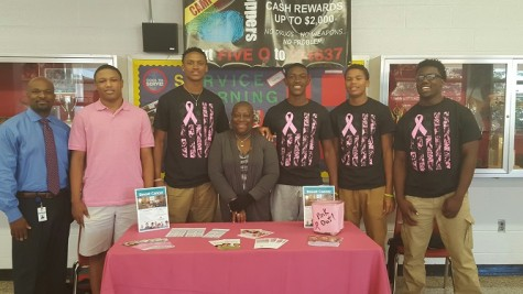 Page Takes on Breast Cancer Awareness Month