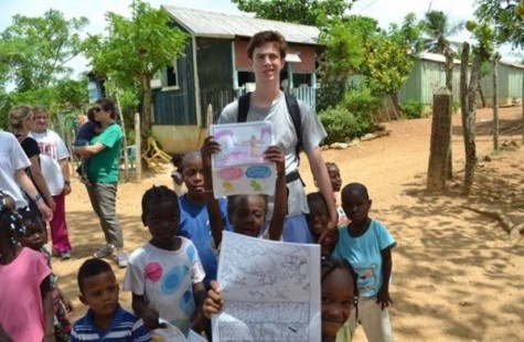 Monthly Mission Trip Mania: Nate Duggins