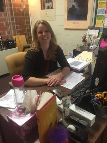 Employee of the Month: Mrs. Scott