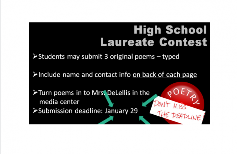 Poet Laureate Sumbissions Now Open