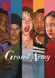 A Review of Grand Army, a Netflix Drama