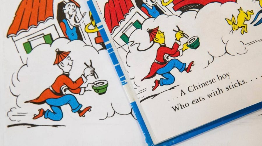 Should Dr. Seuss Books with Racially Stereotypical Imagery be Removed from the Shelves?