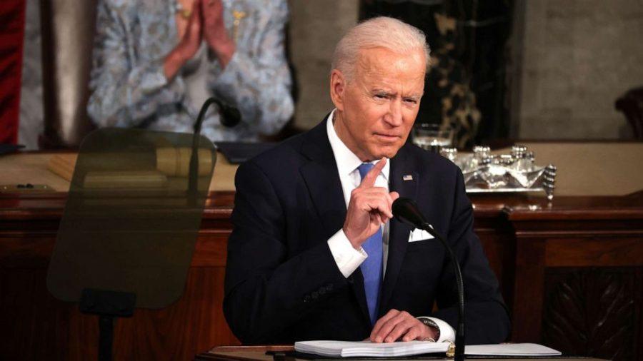 Robertson's Reportings: NC Standoff, Biden's Speech to Congress