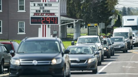 Current Gas Shortage Shows How Panic Leads to Hoarding