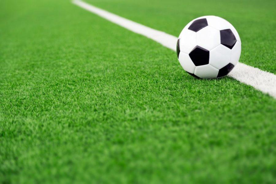 Women's Varsity Soccer on a Ballistic Run