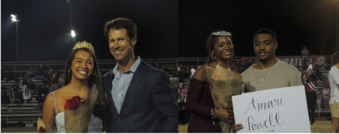 Our 2021 Homecoming Queen and Pirate Queen