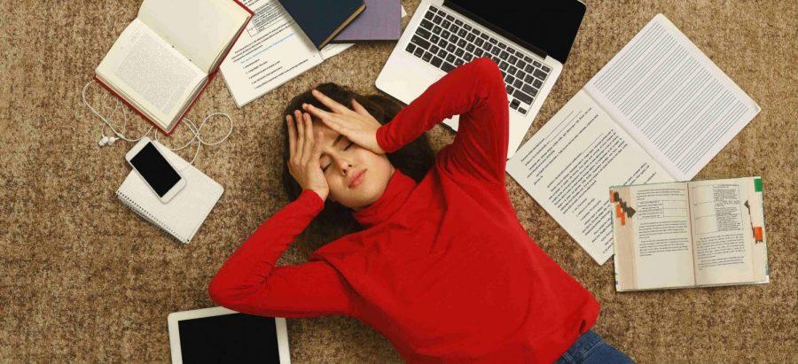 High+School+is+Stressful